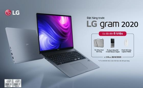 LG Electronics Việt Nam công bố laptop LG gram 2020 ảnh 3