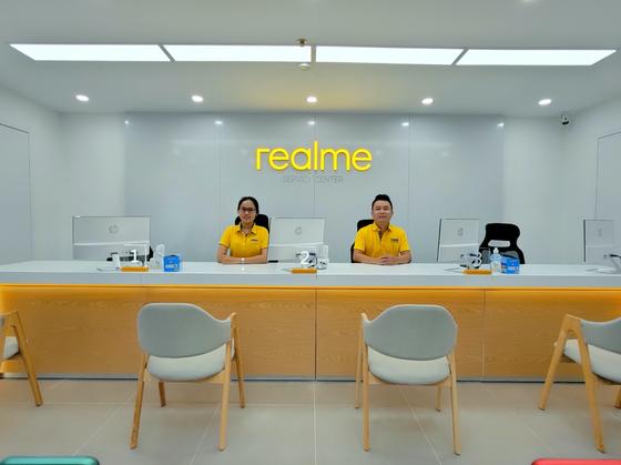 Realme 6 series chính thức 'lên kệ' ảnh 4