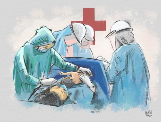 Cộng đồng mạng lan tỏa những bức tranh 'Ở nhà an toàn, cảm ơn bác sĩ' ảnh 5
