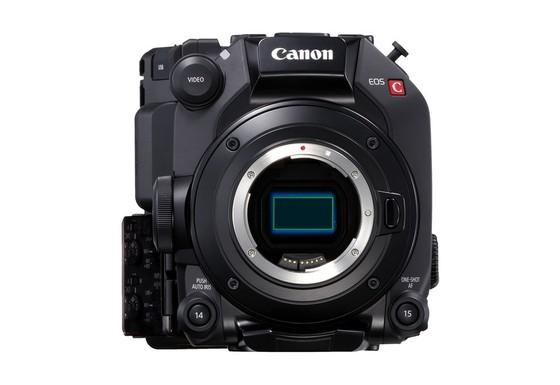 Canon EOS C300 Mark III: Trang bị cảm biến Dual Gain Output, quay phim4K/120p ảnh 1