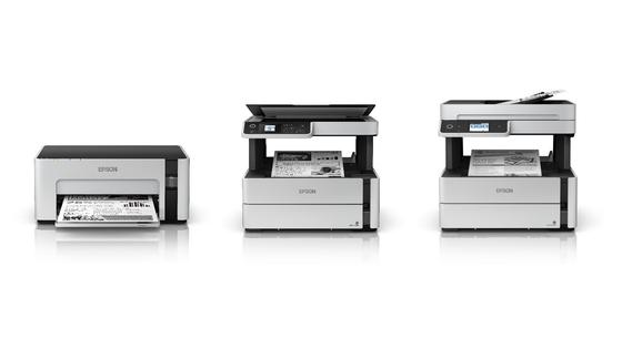 Epson ra mắt dòng máy in đơn sắc EcoTank  ảnh 4