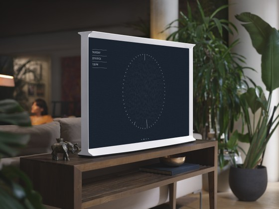 Samsung: The Frame,The Serif, The Sero bộ ba sản phẩm TV 2020 ảnh 2