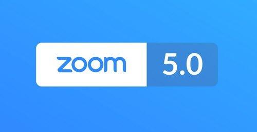 Zoom ra mắt phiên bản 5.0 ảnh 1