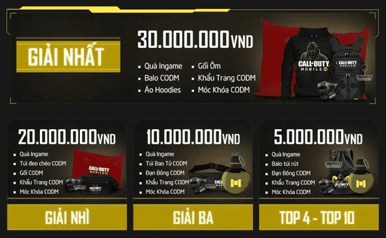 VNG tổ chức cuộc thi dành cho Call of Duty: Mobile VN ảnh 1