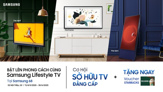 """Chương trình """"Bật Lên Phong Cách Cùng Samsung Lifestyle TV"""" tại Samsung 68 ảnh 1"""