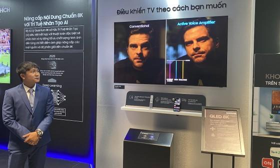 TV xịn nhất của Samsung đang được trưng bày tại Samsung 68 ảnh 1