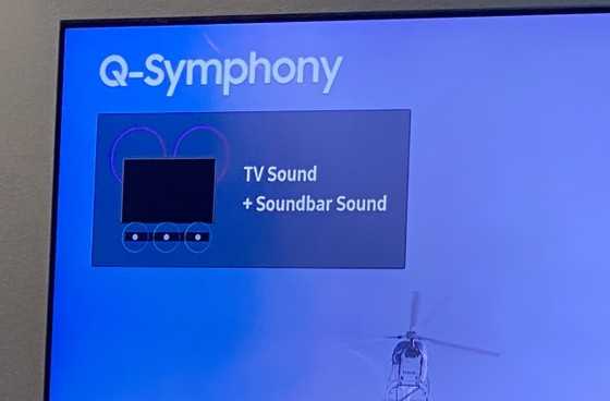 TV xịn nhất của Samsung đang được trưng bày tại Samsung 68 ảnh 2