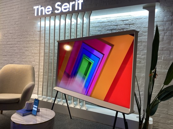 TV xịn nhất của Samsung đang được trưng bày tại Samsung 68 ảnh 4