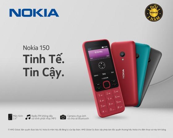 Nokia 150 điện thoại phổ thông dành cho mọi hoạt động trong ngày ảnh 1