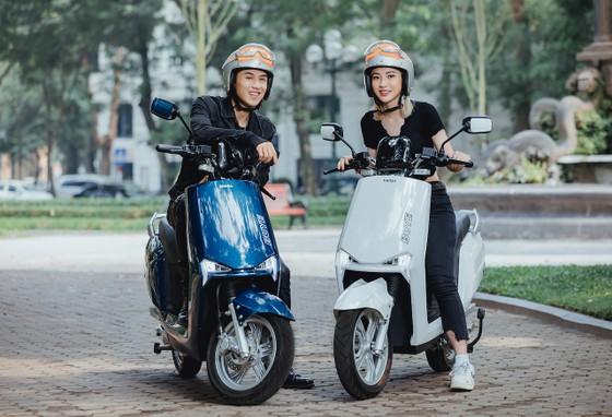 YADEA đưa thêm xe máy điện thông minh BuyE ra thị trường ảnh 2