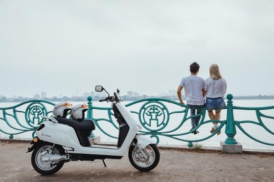 YADEA đưa thêm xe máy điện thông minh BuyE ra thị trường ảnh 1