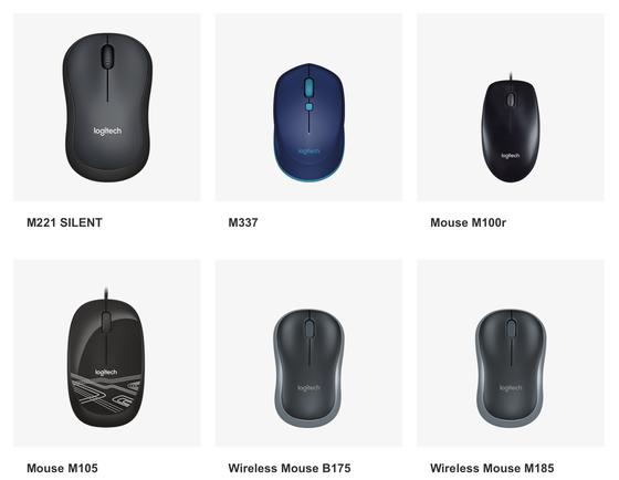 Chọn chuột máy tính, cần chọn đúng tính năng và thương hiệu ảnh 1