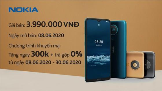 Nokia 5.3 với mức giá 3.990.000 đồng  ảnh 2