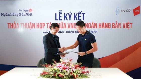 VNG và ngân hàng TMCP Bản Việt đã ký kết thỏa thuận hợp tác về việc sử dụng giải pháp TrueID  ảnh 2