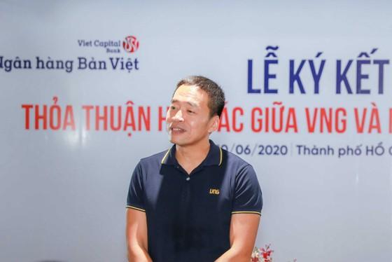 VNG và ngân hàng TMCP Bản Việt đã ký kết thỏa thuận hợp tác về việc sử dụng giải pháp TrueID  ảnh 1