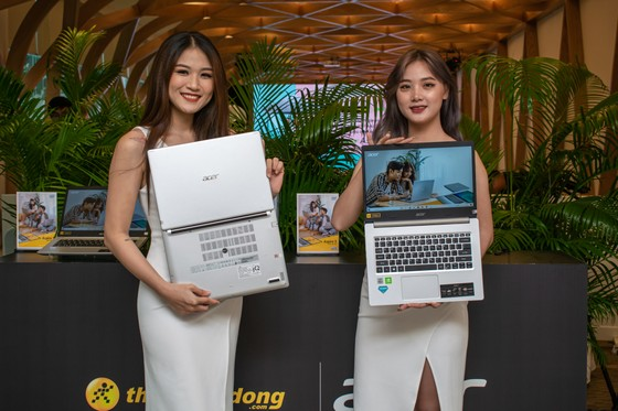 Thế Giới Di Động phân phối độc quyền Acer Aspire 5, nhiều ưu đãi trong tháng 6 ảnh 1