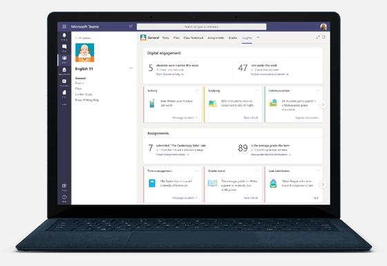 Microsoft ra mắt tính năng mới trên Teams dành riêng cho giáo dục ảnh 1