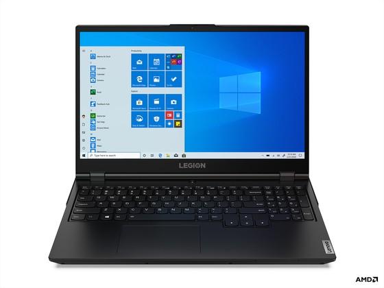 Lenovo Legion 5: Laptop gaming mới lần đầu tiên sử dụng chip xử lý AMD ảnh 2