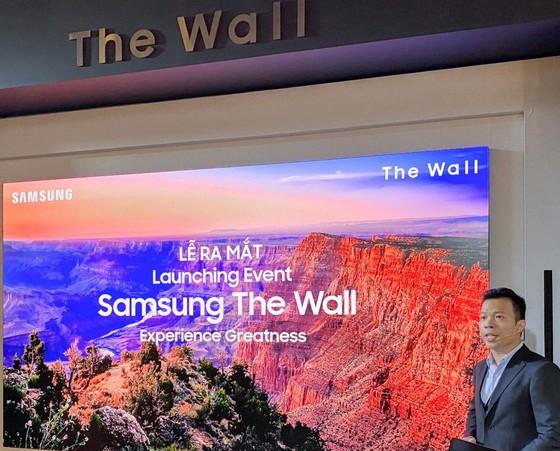 Samsung The Wall: Màn hình chuyên dụng, công nghệ tấm nền màn hình MicroLED ảnh 3