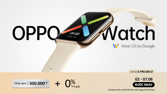 OPPO: Bộ đôi Reno4, Reno4 Pro và OPPO Watch đã lên kệ tại thị trường Việt Nam ảnh 9