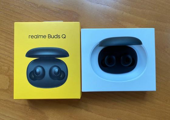 Sinh ra Realme SmartWatch và Realme Buds Q là để đồng bộ, cùng thương hiệu, vừa túi tiền... ảnh 2