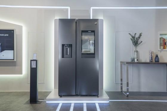 Lần đầu tiên Samsung ra mắt tủ lạnh thông minh Family Hub tại thị trường Việt Nam ảnh 2
