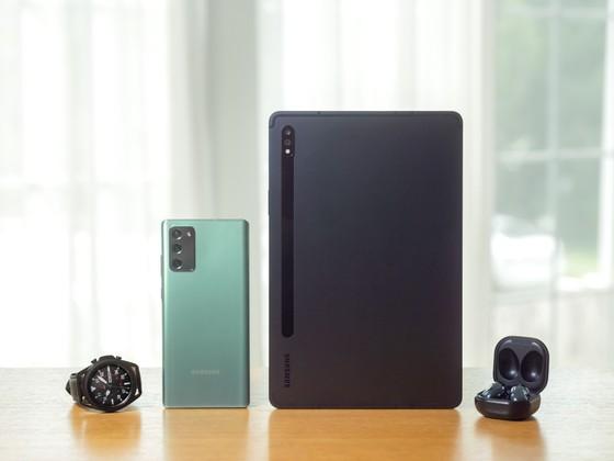 Samsung ra mắt loạt thiết bị Galaxy mới ảnh 4