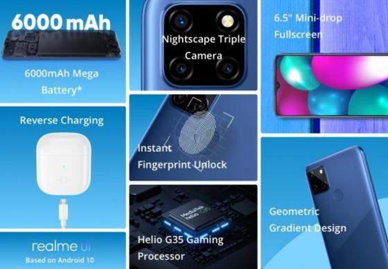 Realme: Realme C12 sẽ ra mắt vào ngày 25-8 tới đây  ảnh 3