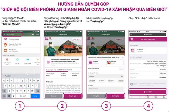"""Ví MoMo triển khai hàng loạt chiến dịch """"Chung tay cùng Đà Nẵng""""  ảnh 3"""