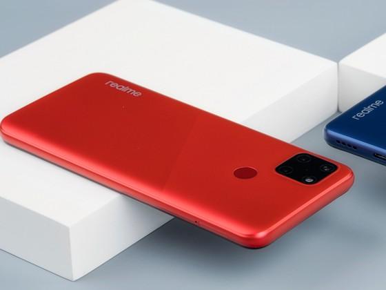 Realme C12: Pin 6.000 mAh, có mức giá 3,5 triệu đồng tại Việt Nam   ảnh 4