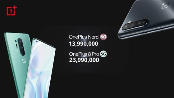 """OnePlus 8 Pro 5G và OnePlus Nord 5G hai Smartphone """"xịn"""" đã lên kệ  ảnh 7"""