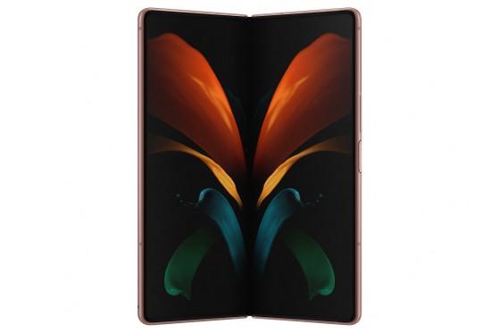 Samsung tung ra thị trường Galaxy Z Fold2 ảnh 1