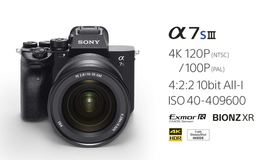 Sony Alpha 7S III giá gần 83 triệu đồng ảnh 4