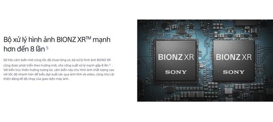 Sony Alpha 7S III giá gần 83 triệu đồng ảnh 2