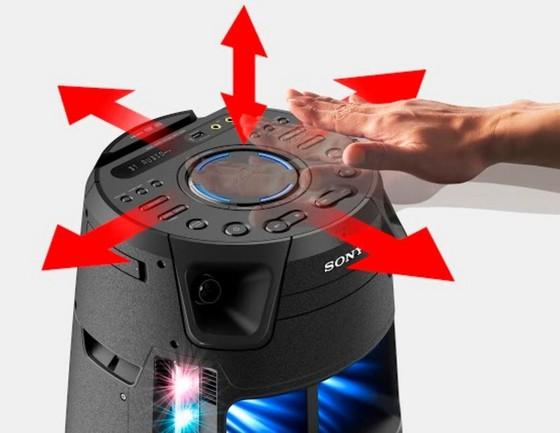 Sony giới thiệu dòng loa công suất cao MHC-V13 và MHC-V43D ảnh 4