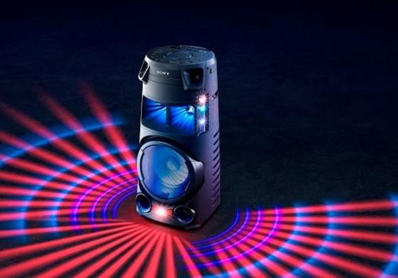 Sony giới thiệu dòng loa công suất cao MHC-V13 và MHC-V43D ảnh 3