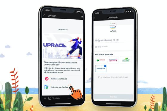 UpRace 2020 với mục tiêu 50 nghìn người chạy 3 triệu km ảnh 2