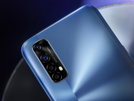 Theo dự kiến bộ đôi Realme 7 và 7 Pro sẽ ra mắt vào ngày 21-9 ảnh 1
