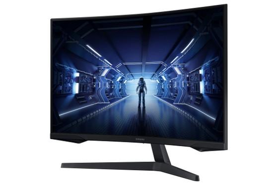 Odyssey G5 màn hình gaming với độ cong 1000R ảnh 1