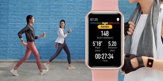 Huawei Watch Fit có mức giá 3,3 triệu đồng tại thị trường Việt Nam  ảnh 3