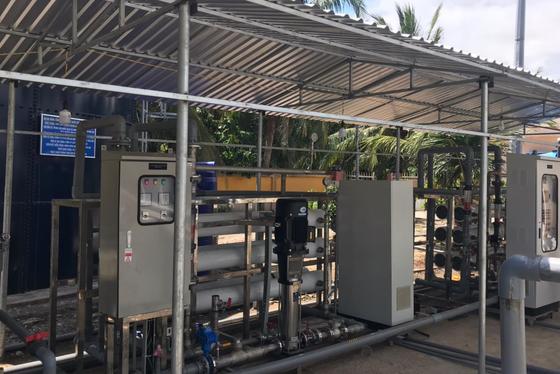 IOT- Đại Việt: 'não bộ' của hệ thống xử lý nước ảnh 1