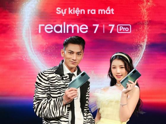 Realme 7 và 7 Pro bán độc quyền tại Thế giới di động  ảnh 1