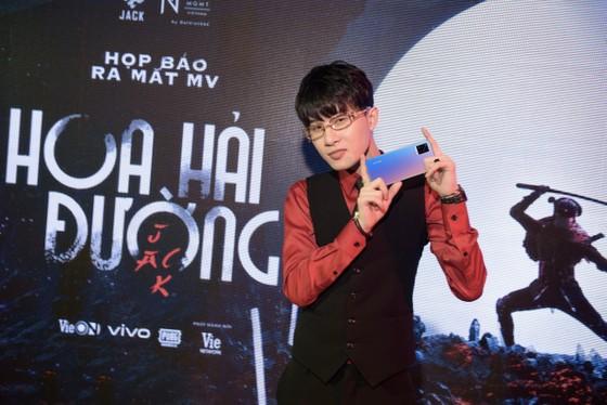 Jack là đại sứ cho dòng sản phẩm vivo V20 tại Việt Nam ảnh 2