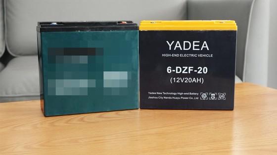 YADEA dùng ắc quy Graphene cho hiệu năng sử dụng tốt hơn ảnh 1
