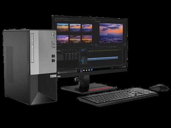 Lenovo V50t 13IMB, máy tính để bàn dành cho doanh nghiệp vừa và nhỏ ảnh 1