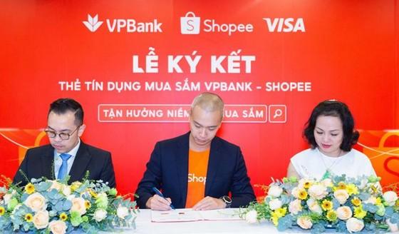 Shopee hợp tác cùng VPBank và Visa ra mắt thẻ tín dụng VPBank - Shopee ảnh 1