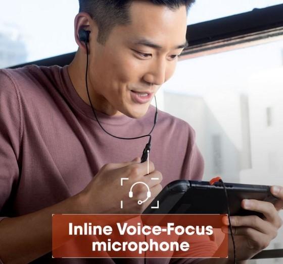 JBL Quantum 50, tai nghe in-ear dành cho Gaming ảnh 1