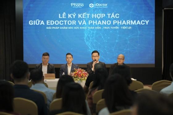 eDoctor hợp tác cùng Phano Pharmacy cung cấp dịch vụ bán thuốc trực tuyến ảnh 1