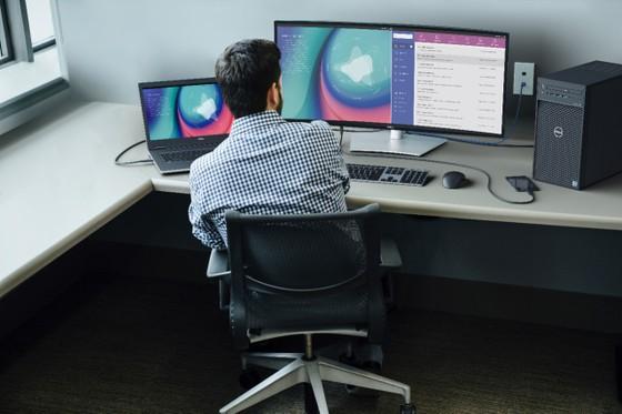 Dell giới thiệu loạt màn hình Dell UltraSharp  ảnh 1