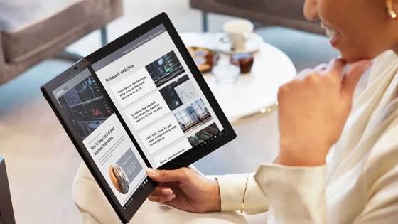 Lenovo giới thiệu bộ đôi ThinkPad mới  ảnh 4